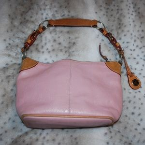 Small Pink Dooney & Bourke purse